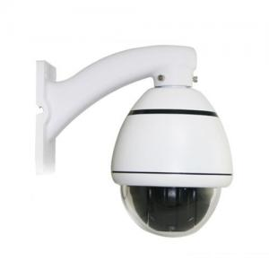 China PELCO D / PELCO P 60dB CCD Dome Camera Night Vision For Highway on sale
