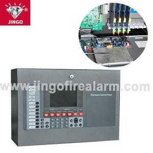 addressable intelligent fire alarm 2 wire systems control panel 792