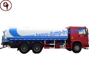 China 10000L 4x2 Heavy Duty Water Container Truck on sale