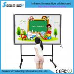 Infrared Whiteboard, Modular Designed PCB easy for Maintenance, Multi-touch Whiteboard, 10pointsTouch Whiteboard