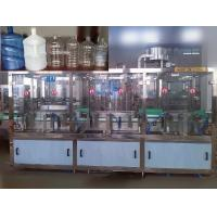 Rotary / Linear Automatic Water Filling Machinery With Round / Square Bottle