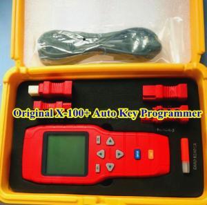 China Original X-100+ Auto Key Programmer X100+ car key maker on sale