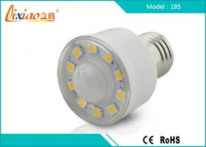 China SMD 5050 PIR Sensor Light  E27 / B22 Holder Auto Turn Off Movement Sensor Light on sale