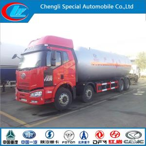 China 35.5m3 A7 LPG Tanker Truck on sale