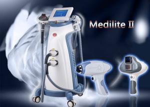 China Professional 2 in 1 ICE SHR Hair Removal / Hair laser treatment Machine 2500 Watt on sale