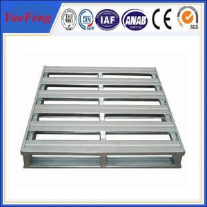 China China manufacture warehouse aluminum pallet for sale/aluminum pallet/euro pallets for sale on sale
