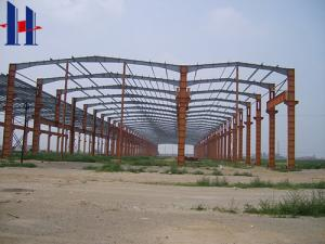 China Light Steel Frame Structure Building on sale
