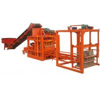 Industrial Brick Making Machine QTJ4-26C Brick Manufacturing Equipment