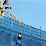 High Quality HDPE five years guarantee hdpe blue safety construction net