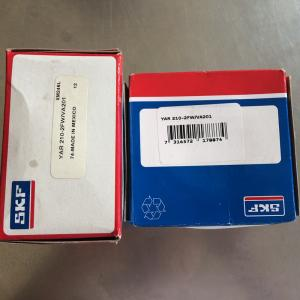 China SKF Y-bearings, with grub screws, for high temperature applications YAR210-2FW/VA201 on sale