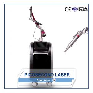 China Factory Price Picosecond Laser 1064nm Tattoo Reomval Skin Whiten Salon Device on sale