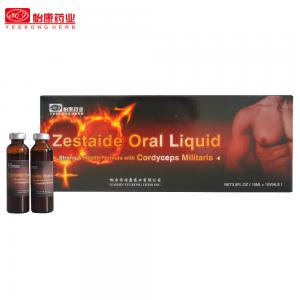 China Chinese medicine zestaide oral liquid cordyceps sinensis militaris improve kidney function sexual ability man power on sale
