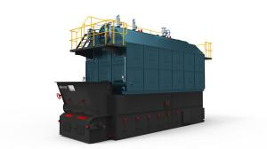 China SZL(Vertical Dual drum chain grate) Coal-Fired Hot Water Boiler on sale
