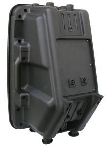 China Plastic Professional Audio Speakers 2 Way Loudspeaker System For Stage on sale