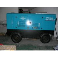 150HP Cummins Engine Air Compressor , 920CFM Portable Air Compressor