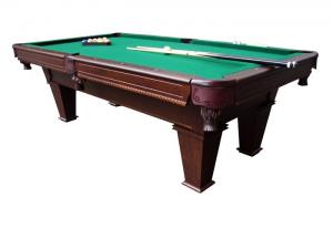 China 8FT Pool Game Table All Accessories Included MDF With PVC Lamination on sale