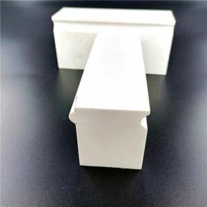 China Chinese supplier 92% alumina Wear resistant ceramic lining brick for ball mill on sale