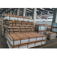 3000 series aluminum alloy sheet 3105 3003 3A21 alumal plates with PVC for construction