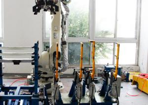 China High Precision Robotic Automation Systems For Auto Electric Motorcycle Assembly on sale