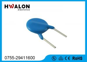 Quality Blue Green 10mm 510v MOV Electronic Component Varistor Thermistor UL certification for sale