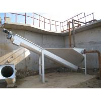 High corrosion resistance Grit classifier for removal of grit in Municipal