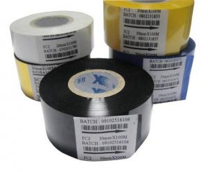 China 30mm*100M Hot Stamping Foil To Print Batch-number on sale