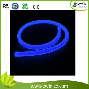 China LED Neon Flex Rope Light, IP65 for Outdoor Use, 50,000-hour Lifespan, Unbreakable supplier