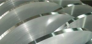 China 3003-H24 Thickness 0.02-0.6mm Aluminum Alloy strip of narrow width  for Auto Radiator for indutrial on sale