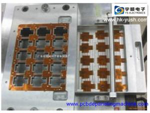 China High Efficiency PCB Punching Mold , Punch Die for Flexible Printing Circuit on sale