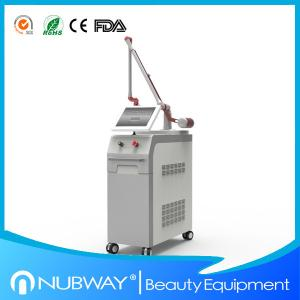 China High peak power EO Q Switch Nd Yag Laser Tattoo removal machine with Peel mode Q Switch on sale