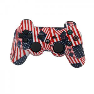 Quality Custom Design Wireless Gamepad For PS3 Joystick Game Controller Dual Vibration for sale