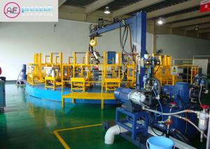 China Automatic Carousell System for Automotive Car Seat Accessory Manufacturing Production Line on sale