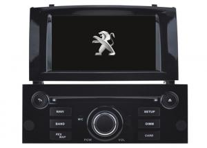 China Peugeot 407 2004–2010 Android 10.0 Car DVD GPS Multimedia Touch Screen Radio MP5 Player PEG-7588GDA(Black) on sale