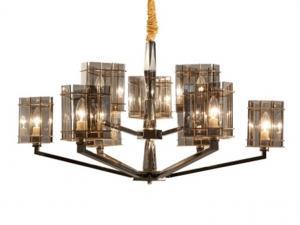 China Modern decorative lamp glass ball lamp chandelier, glass lamp shade pendant light lighting for wholesale on sale