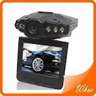 China H.264 HD720P Vehicle Car camera Video Recorder Portable car DVR with 270 Degree Lens on sale