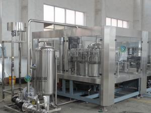 China Semi Automatic Beer Bottle Filling Line Customizable with 4000 BPH Capacity on sale
