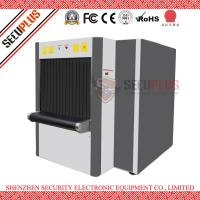 3D Images X Ray Security Scanner Stainless Steel X Ray Inspection System