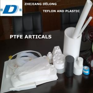 China ptfe products electric insulation componets on sale
