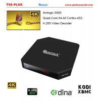 QINTAIX /QINTEX Amlogic S905 Android 5.1 TV BOX 2GB/16GB Gigabit LAN WiFi Bluetooth 4.0 H.265 KODI Smart TV