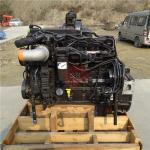 genuine 200hp cummins diesel engine assembly QSB6.7-C200 CM2250 qsb 6.7 motor water cooled diesel engine used for truck
