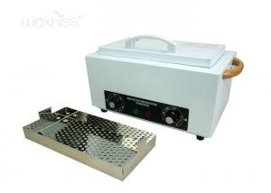 China Hair Brush Sterilizer , Nail Salon Uv Sterilizer High Temperature With 1.5L Volumn on sale