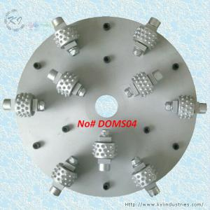 China Bush Hammer Plate - DOMS04 on sale