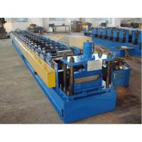 16.7 KW Standing Seam Roof Panel Roll Forming Machine CE Approval