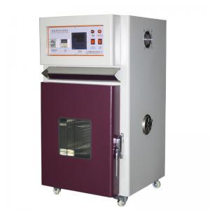 China Equipamento de testes de alta temperatura da bateria do verificador de choque térmico do impacto do forno do ar da convecção on sale