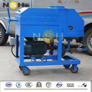 China Plate Frame Lubricating Oil Filter , Pressure Filter Lube Oil Purification Machine on sale
