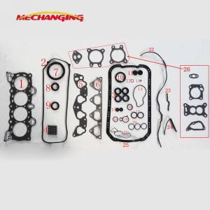 China For HONDA CIVIC ACURA D15B D15B2 Engine Compartment Gasket Engine PartsEngine Rebuild Kits Engine Gasket 06110-P03-010 on sale