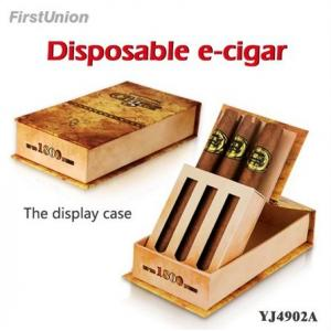 China Portable No Nicotine Disposable Electronic Cigarette Single YJ4902A on sale