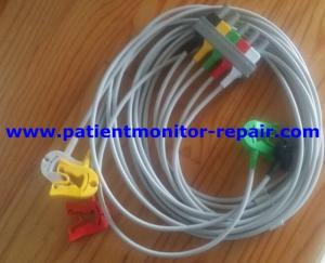 China Grabbers Safety IEC M1633A Medical Accessories Electrocardio Patient Monitor on sale