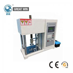 China AC220V Safety Glove Safety Shoes Glove  Puncture Testing Machine(GW-049B) on sale