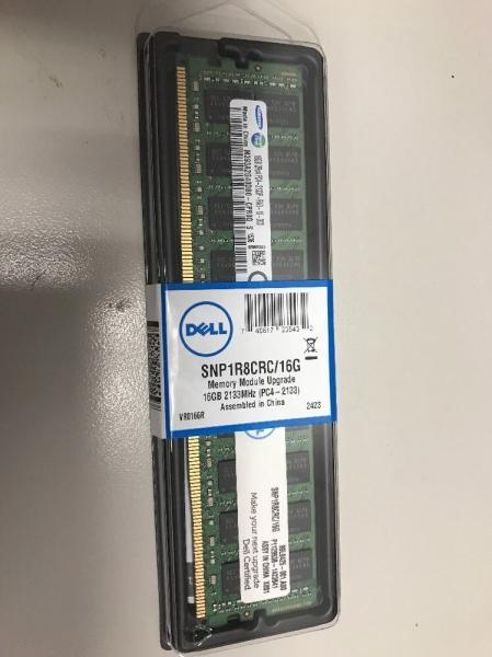 PC4-17000 Micron 16GB Module Dell PowerEdge R730xd R730 R630 T630 Memory RAM